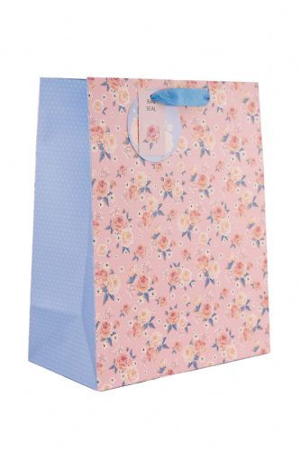 English Rose L Bag